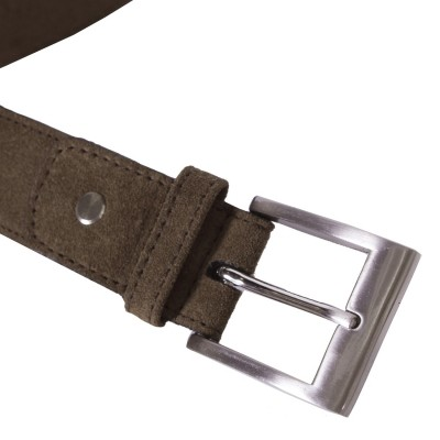 Photo of Leather Belt Able Taupe