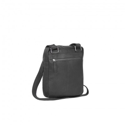 Photo of Leather Shoulder Bag Black Edward