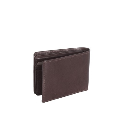 Photo of Leather Wallet Brown Martin