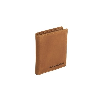 Leather Wallet Cognac Anas