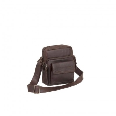 Leather Shoulder Bag Anna