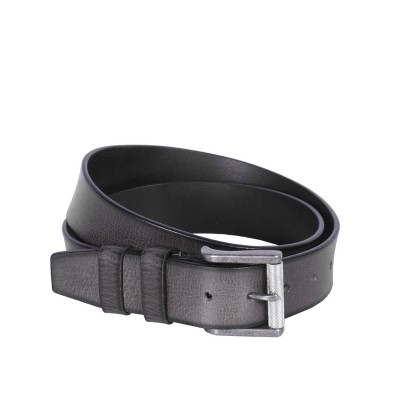 Photo of Leather Belt Aayden Anthracite