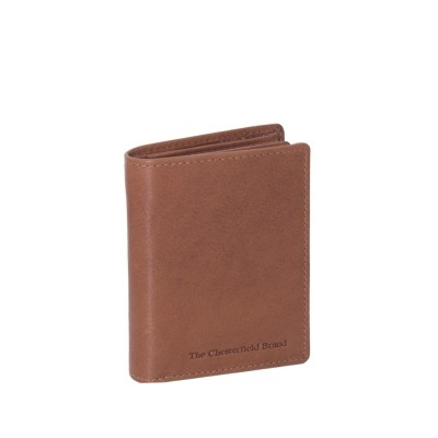 Leather Wallet Cognac Hereford