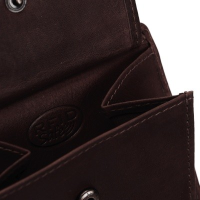 Photo of Leather Wallet Brown Dublin