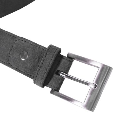 Photo of Leather Belt Able Grey