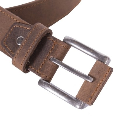 Photo of Leather Belt Finn Cognac