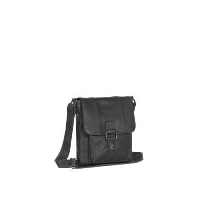 Photo of Leather Shoulder Bag Black Harper