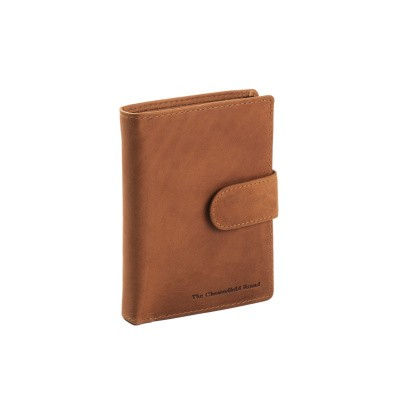 Photo of Leather Wallet Cognac Ruby