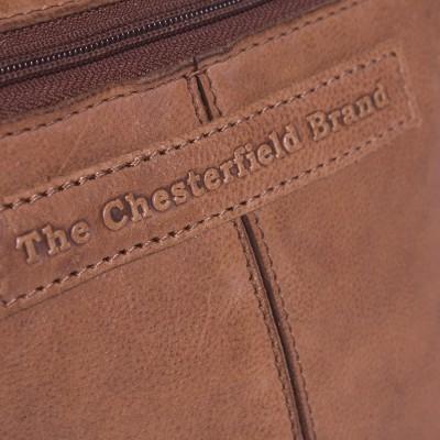 Photo of Leather Shoulder Bag Cognac Aliz