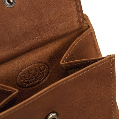 Photo of Leather Wallet Cognac Dublin