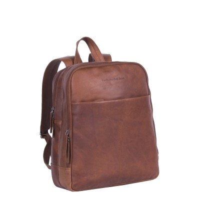 Photo of Leather Backpack Cognac Dex