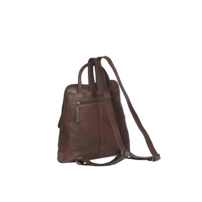 Photo of Leather Backpack Brown Teresa
