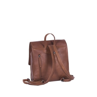 Photo of Leather Backpack Cognac Isa
