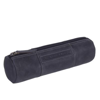 Leather Pen Case Black