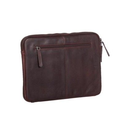 Photo of Leather Laptop Sleeve Brown Ray