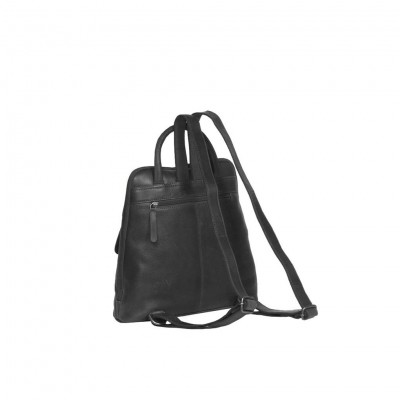 Photo of Leather Backpack Black Teresa