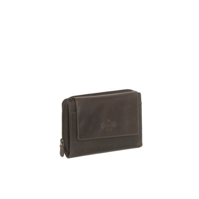 Photo of Leather Wallet Brown Eve