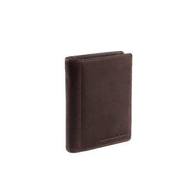 Photo of Leather Wallet Brown Ethel