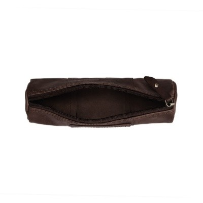 Photo of Leather Pen Case Black Lea