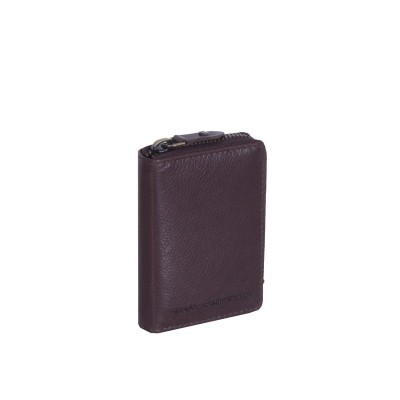 Leather Wallet Brown Jim