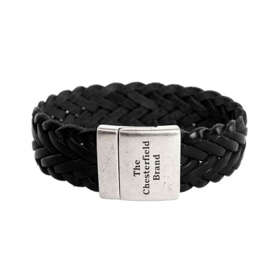 Photo of Leather Bracelet Black Avatar