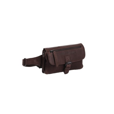 Photo of Leather Waist Pack Brown Jax