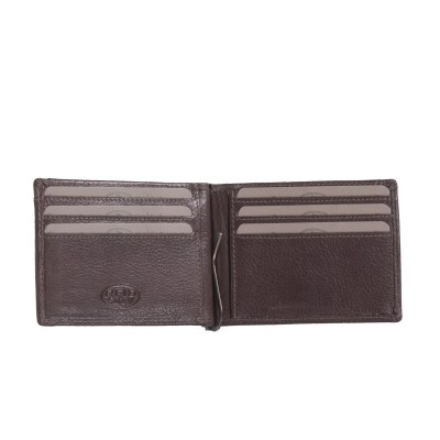 Photo of Leather Wallet Brown Joshua