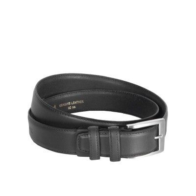Leather Belt Elliot Black