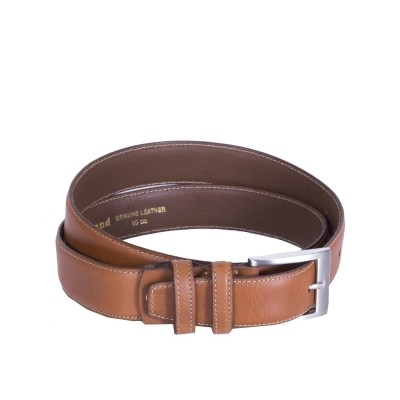 Leather Belt Elliot Cognac