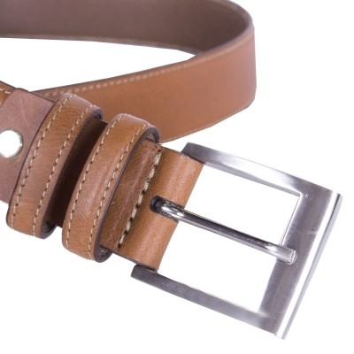 Photo of Leather Belt Elliot Cognac
