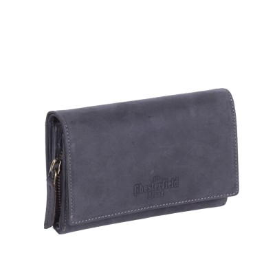 Leather Wallet Black May