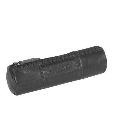 Leather Pen Case Don Black