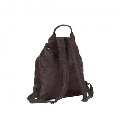 Photo of Leather Backpack Brown Manchester