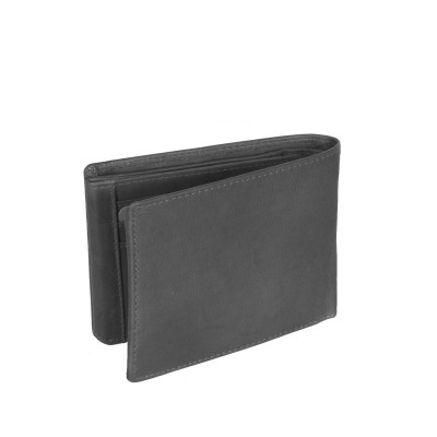 Photo of Leather Wallet Black Marion