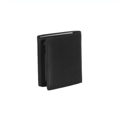 Photo of Leather Wallet Black Carl