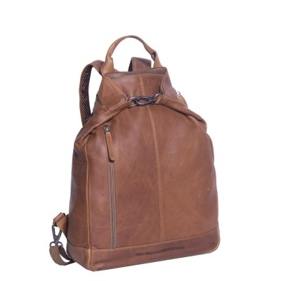 Photo of Leather Backpack Cognac Nuri