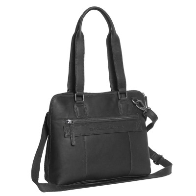 Photo of Leather Shoulder Bag Black Cara