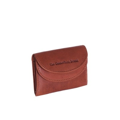 Photo of Leather Wallet Small Cognac Alma