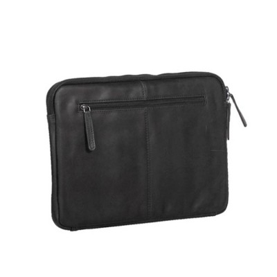 Photo of Leather Laptop Sleeve Black Ray