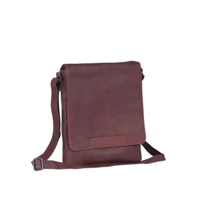 Photo of Leather Shoulder Bag Brown Bliss