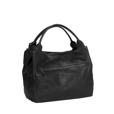 Photo of Leather Handbag Black Cardiff