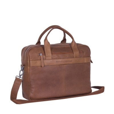 Photo of Leather Laptop Bag Cognac Jake