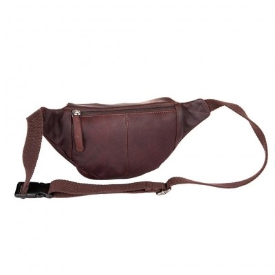 Photo of Leather Waist Pack Brown Jack