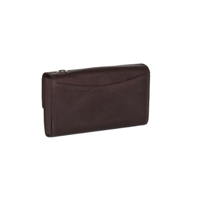 Photo of Leather Wallet Brown Jason