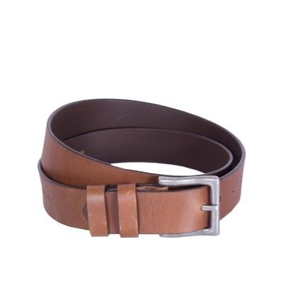 Leather Belt Justin Cognac