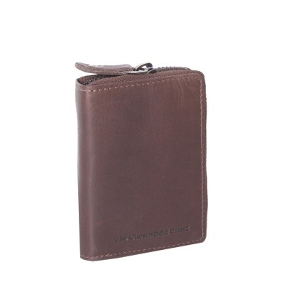 Photo of Leather Wallet Brown Robin