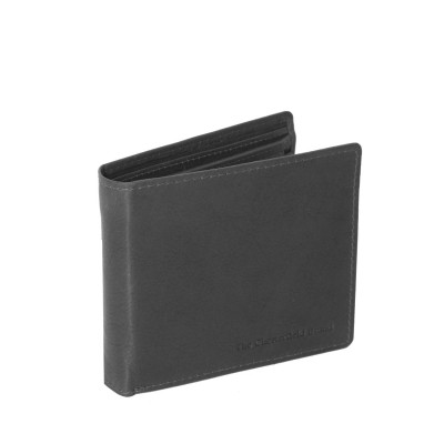 Leather Wallet Black Ralph