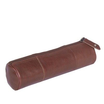 Photo of Leather Pen Case Cognac Don