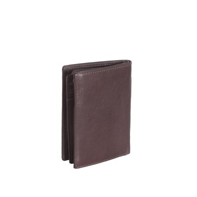 Photo of Leather Wallet Brown Hank