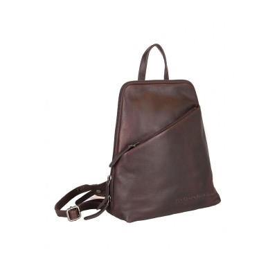 Photo of Leather Backpack Brown Clair
